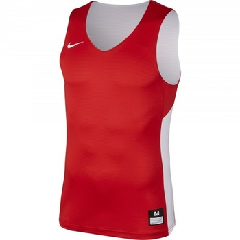 Mid maillot reversible rouge blanc core