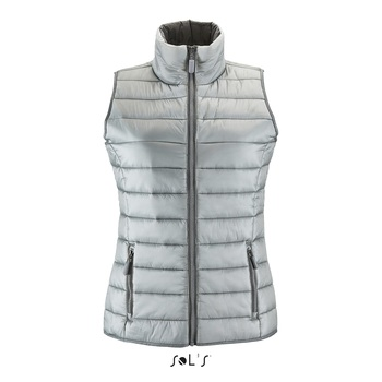Mid wave women gris argent