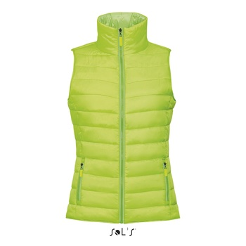 Mid wave women lime