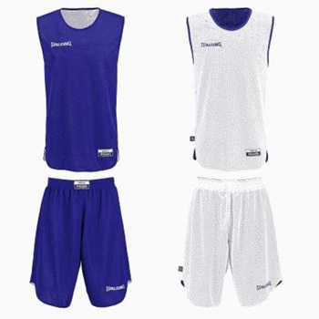 Mid kit reversible junior royal blanc
