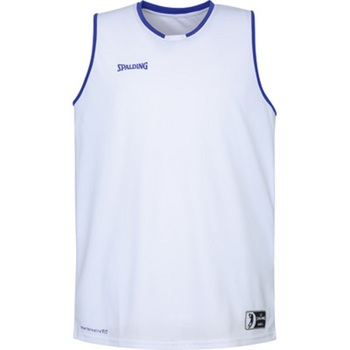 Mid maillot move homme blanc royal