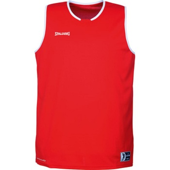 Mid maillot move homme rouge  blanc