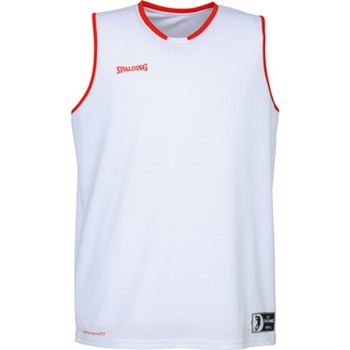 Mid maillot move homme blanc rouge