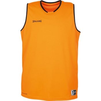 Mid maillot move homme orange noir