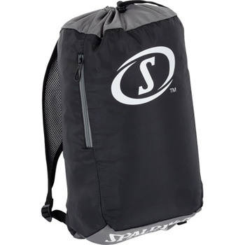 Mid sackpack noir anthracite blanc