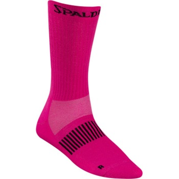 Mid coloured socks rose fluo