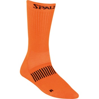 Mid coloured socks orange fluo