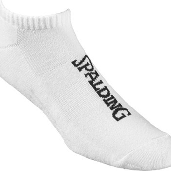 Mid chaussettes basses blanc